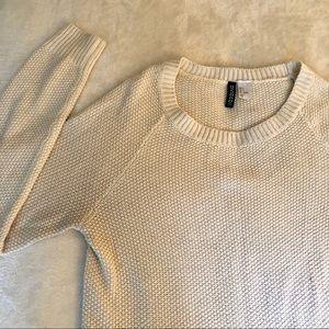 Cozy & Oversized Knit Sweater